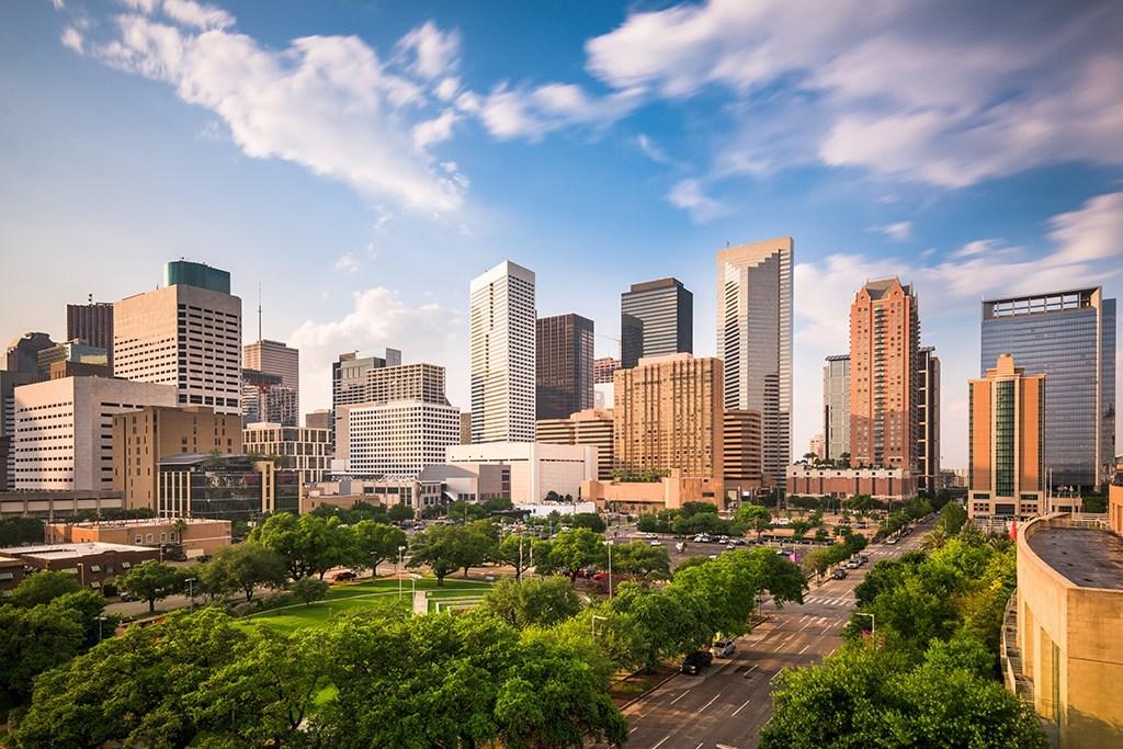 The office of OnlineDivorceTexas in Houston